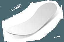 tradiční hygienické vložky